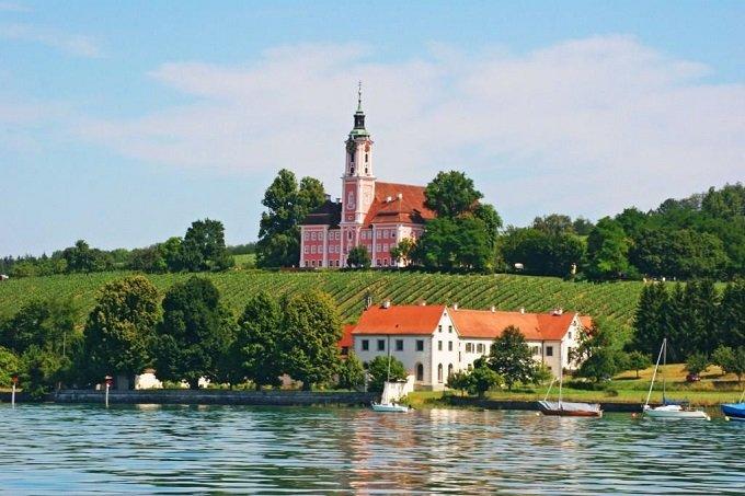 Lago Di Costanza Germania Cartina.Vigneti E Degustazioni D Autunno Sul Lago Di Costanza Nel Bodensee